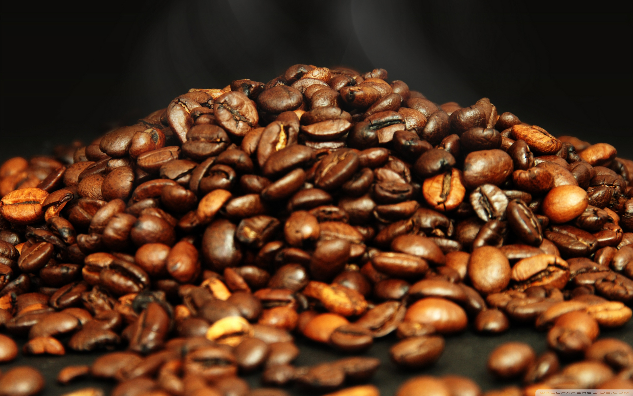 coffee beans about